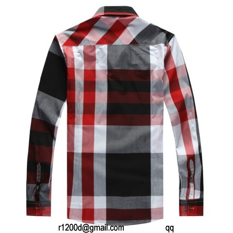 612ee25ae838a Chemise Burberry Homme Pas Chere